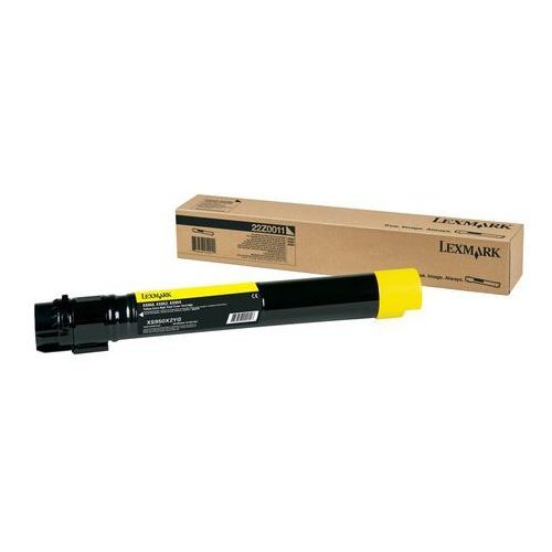 Lexmark toner Yellow 22Z0011