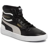 Sneakersy PUMA - Ralph Sampson Mid 370847 01 Puma Black/Gray Violet/Puma White