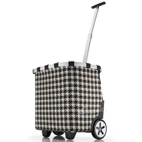 Wózek na zakupy Reisenthel Carrycruiser Fifties Black (ROE7028) (4012013567049)