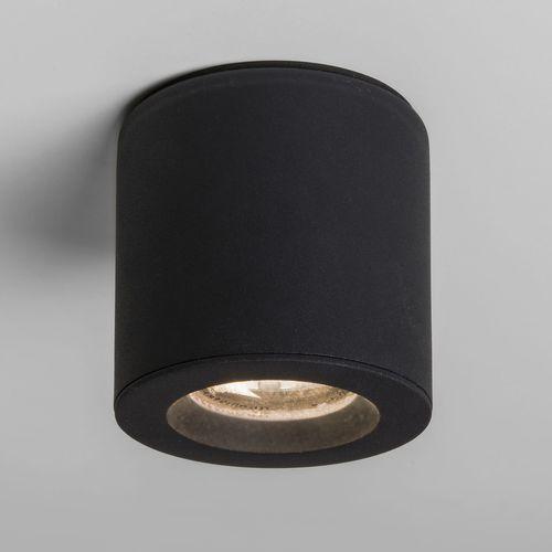 Spot Astro Kos round 1326004 lampa sufitowa 1x50W GU10 IP65 czarny, 1326004