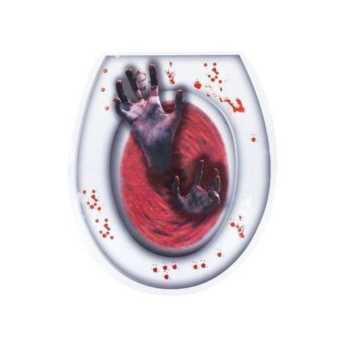 Boland Halloweenowa naklejka na deskę toaletową (8712026722263)