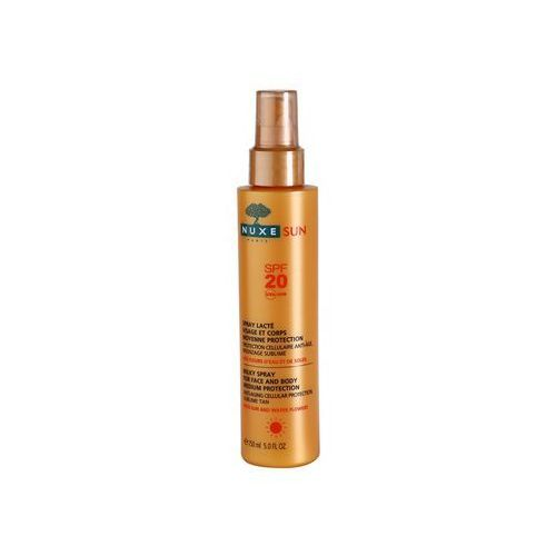 Nuxe  sun spray do opalania spf 20 (anti-aging cellular protection) 150 ml (3264680005855)