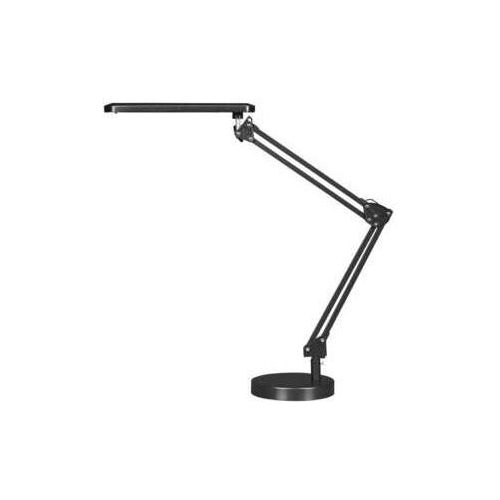 Rabalux Lampa lampka biurkowa colin 56x0,1w led czarny 4408 (5998250344089)