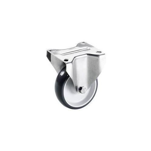 Proroll Opony z poliuretanu, obudowa ze stali szlachetnej,Ø x szer. kółka 160 x 38 mm