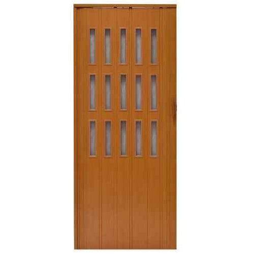 Drzwi harmonijkowe 008S 243 Jabłoń Mat 80 cm, GK-0196