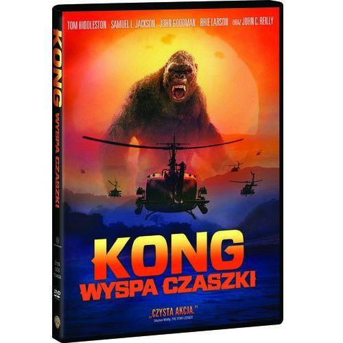 Kong: Wyspa Czaszki (DVD) - Jordan Vogt-Roberts (7321909346345)