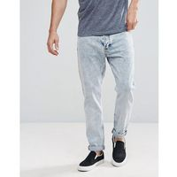 Tommy Jeans 90's Capsule Jeans Classic Straight Fit in Lightwash Blue - Blue, jeansy