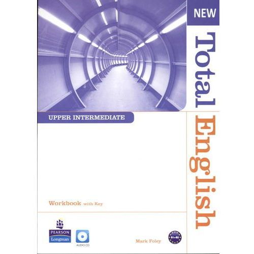 New Total English Upper-Intermediate Workbook With Cd (2011)