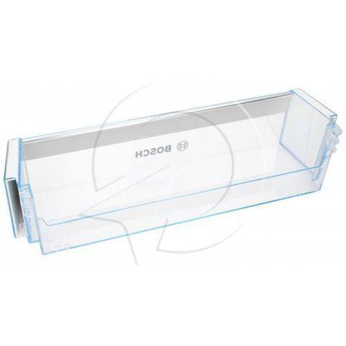 Dolna półka na drzwi chłodziarki do bosch kil82af30/02 marki Bosch/siemens