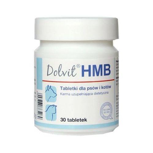 Dolfos dolvit hmb - preparat dla psów i kotów zalecany w okrsie rekonwalescencji 30tab. - 30tab. (5906764765269)