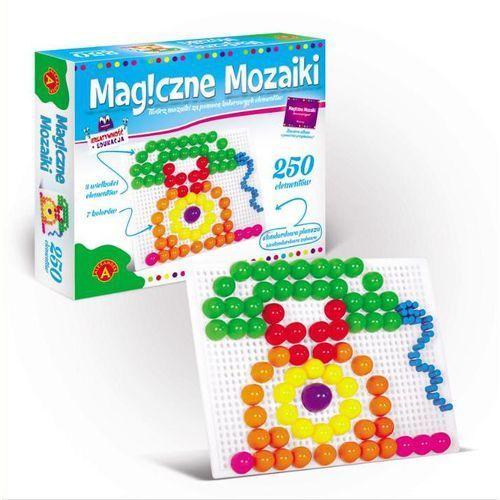 Alexander, zabawka kreatywna Magiczne mozaiki, 5906018006629_685183_001