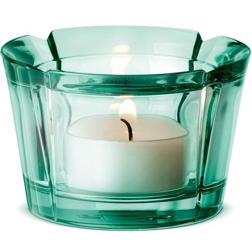 Świecznik na tealight Rosendahl Grand Cru turkusowy (35574)