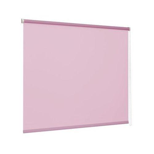 Roleta okienna REGULAR różowa 220 x 220 cm INSPIRE