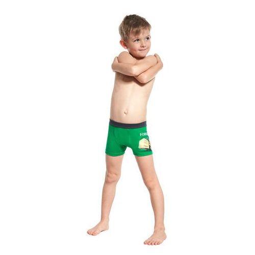 Bokserki kids 701/56 forklift n 98-104, zielony, cornette marki Cornette