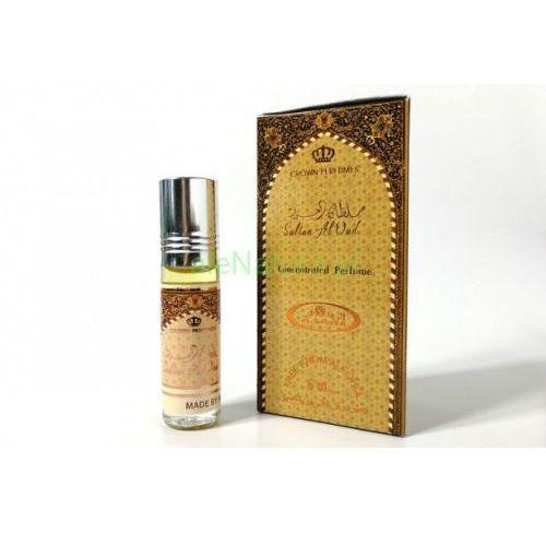arabskie perfumy w olejku sultan al oud 6 ml marki Al rehab