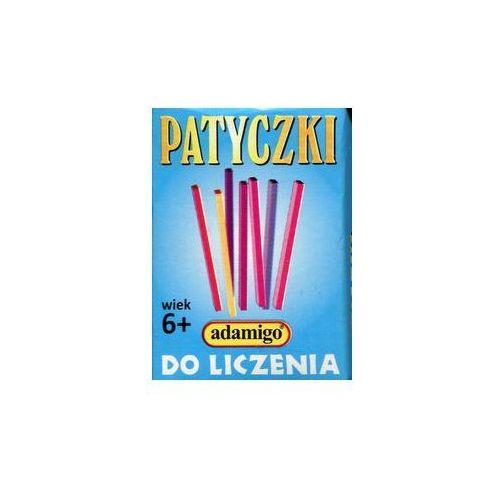 Patyczki do liczenia - krótkie. Darmowy odbiór w niemal 100 księgarniach!, Promatek