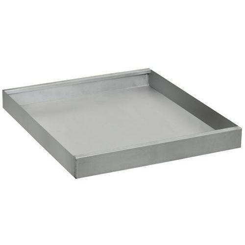Stumpf-metall Półka wannowa, dodatkowa, szer. x głęb. 500x500 mm, ocynkowanie. szczelnie zespa