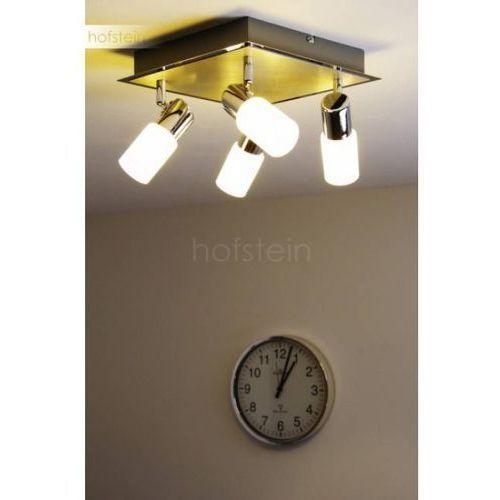 Trio 8214 lampa sufitowa led chrom, aluminium, stal nierdzewna, 4-punktowe - nowoczesny/design - obszar wewnętrzny - 8214 - czas dostawy: od 4-8 dni roboczych