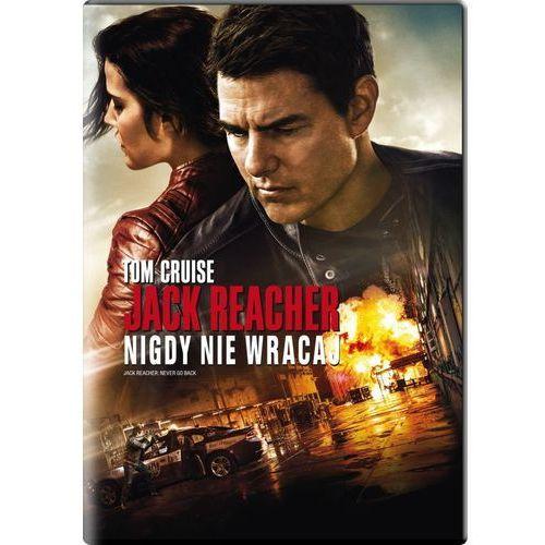Jack Reacher: Nigdy Nie Wracaj (DVD) - Edward Zwick - produkt z kategorii- Sensacyjne, kryminalne