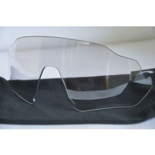 Szyba Oakley Flight Jacket Clear Black Iridium Photochromic 102-899-019