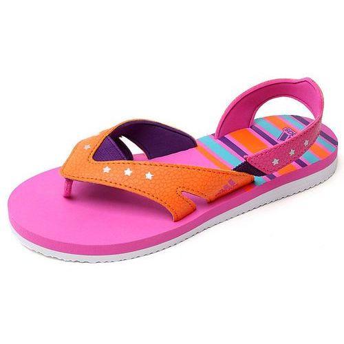 Sandały dziecięce Adidas FM GIRL'S SANDAL C (G46994), kolor różowy