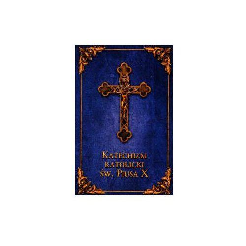 Katechizm Katolicki św. Piusa X (granat) (224 str.)