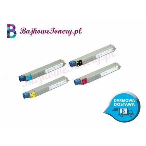 Bajkowetonery.pl Toner premium zamiennik do oki 42918914 czerwony, c9600, c9800, c9650, c9650n