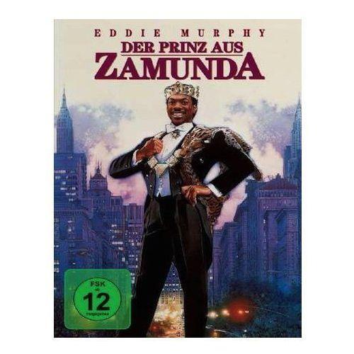 Paramount pictures Książę w nowym jorku [dvd] (4010884500554)
