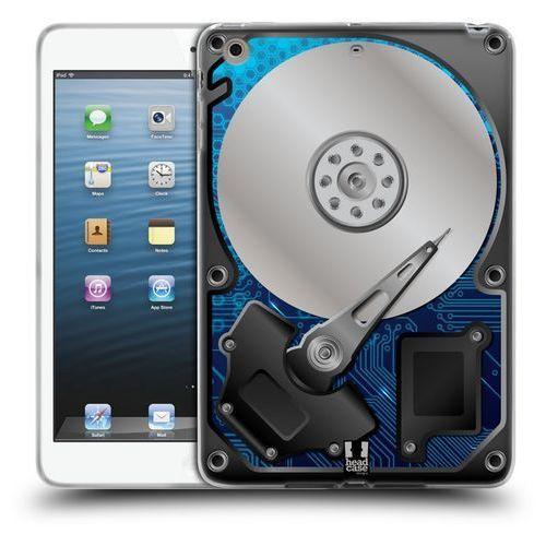 Etui silikonowe na tablet - Hard Disk Drives BLUE, kolor niebieski