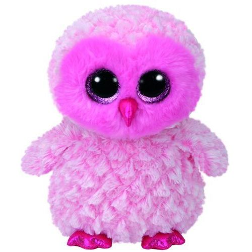 Beanie Boos twiggy - różowa sowa, 5_608095