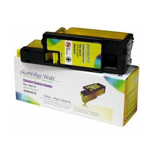 Toner yellow xerox 6000/6010 zamiennik (region 3) 106r01633, 1000 stron marki Cartridge web