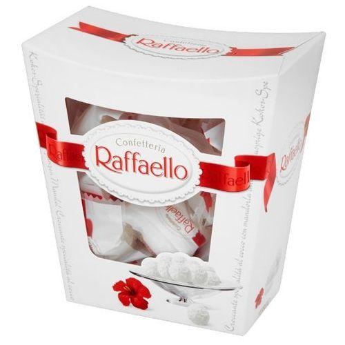 Kokosowy smakołyk z chrupiącego wafelka z całym migdałem w środku raffaello 230g marki Ferrero
