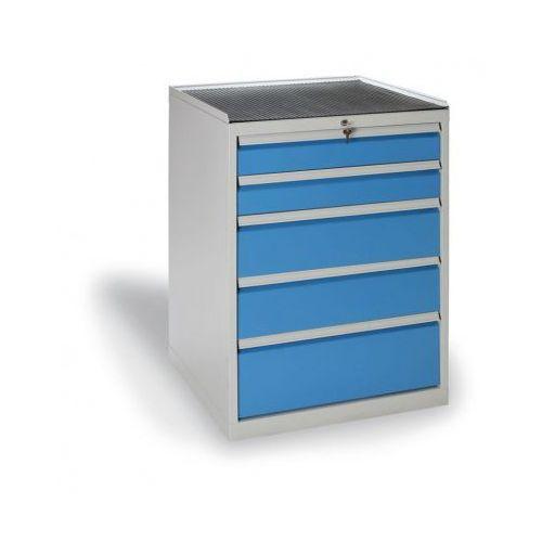 Kovos Szafa warsztatowa z szufladami, 5 szuflad