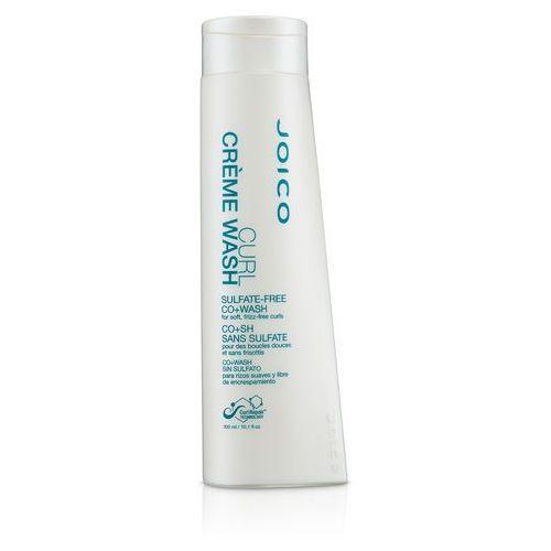 Joico  curl creme wash - myjąca odżywka do włosów kręconych bez siarczanów 300ml