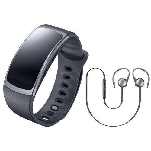 Samsung Gear Fit 2 SM-R360, SM-R3600ZBNXEO. Najniższe ceny, najlepsze promocje w sklepach, opinie.