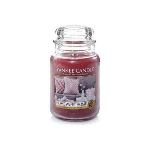 Świeca zapachowa duży słój Home Sweet Home 623g (5038580000252)