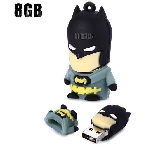 8GB Yellow Belt Batman USB 2.0 Stick / Flash Memory Drive