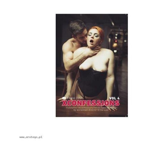 Dvd erika lust - xconfessions vol. 4 wyprodukowany przez Erika lust (sp)