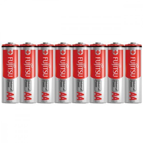 Fujitsu 8 x bateria alkaliczna universal power lr6 aa (4976680876906)