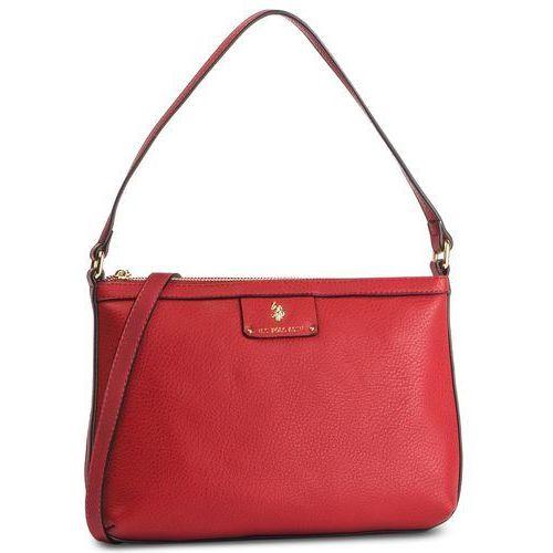 Torebka U.S. POLO ASSN. - Palm Beach Crossbody Bag BEUPB0448WVP/400 Red, kolor czerwony