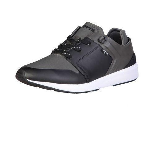 Levis Męskie buty levi's 225137 192 czarne