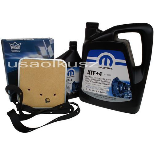 Mopar Olej  atf+4 oraz filtr oleju skrzyni biegów 42re dodge ram 1994-1997