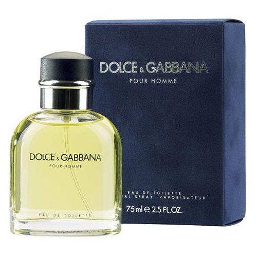 Dolce&Gabbana Dolce & Gabbana Pour Homme (M) edt 125ml  125ml EdT (woda toaletowa męska)