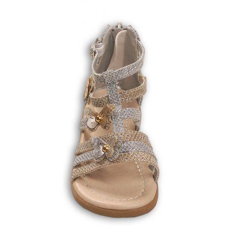 Sandały dziewczęce 3z36bn marki Minoti