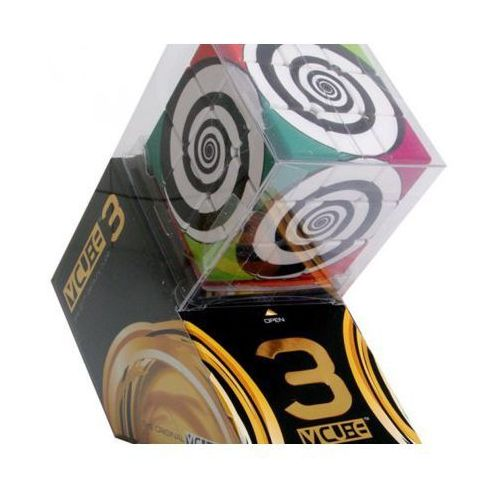 Rebel V-cube 3 funky spirals (3x3x3) standard (5206457000456)