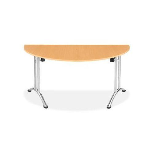 Stół domino 160/80 - półokrąg składany marki Ultra plus