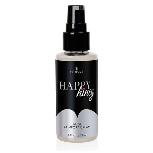 Krem relaksujący do seksu analnego - Sensuva Happy Hiney Anal Comfort Cream 59 ml
