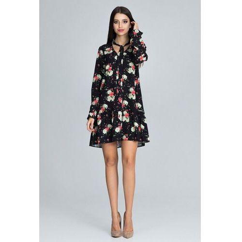 Sukienka m599 wzór 75 l/xl, Figl