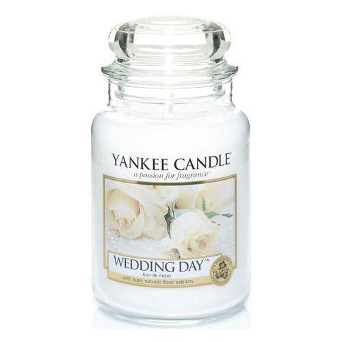 Świeca zapachowa duży słój Wedding Day® 623g