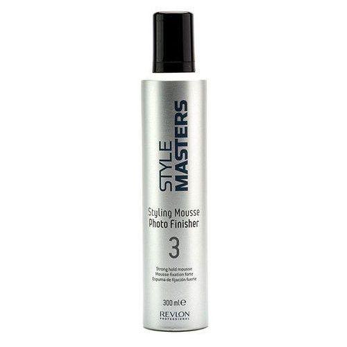 Revlon Style Masters Styling Mousse Photo Finisher 3 300ml W Pianka do włosów